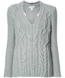 Nellie Partow | V-Neck Jumper Medium Virgin Wool/Cashmere