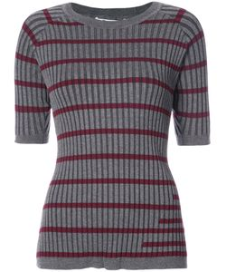 T By Alexander Wang | Striped Knitted Top Women