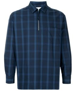 En Route | Pullover Checked Shirt Men