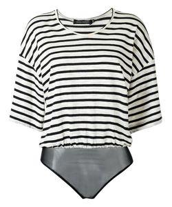ANDREA MARQUES | Striped Body Size 40