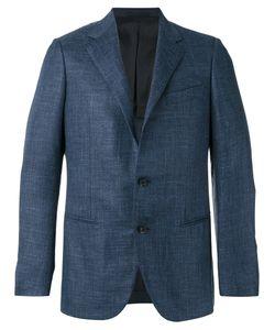 Caruso | Buttoned Blazer Size 50
