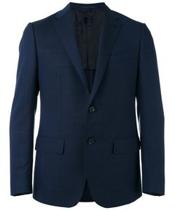 Caruso | Pocket Front Suit 54 Wool/Cupro/Bemberg