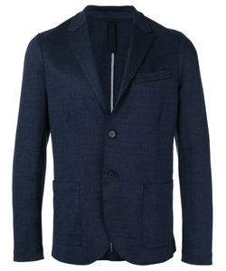 Harris Wharf London | Two Button Blazer 50 Cotton/Linen/Flax