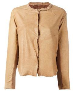 Transit   Leather Jacket Size 3