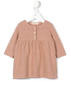 Babe And Tess | Longsleeved Knit Dress Newborn 1 Mth