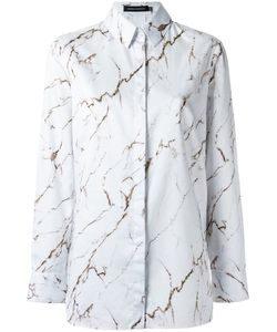 ANDREA MARQUES | All-Over Print Shirt Size 40