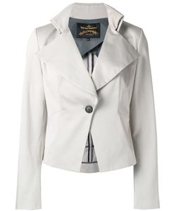 Vivienne Westwood Anglomania | Talleted Jacket 46 Cotton/Elastodiene/Viscose