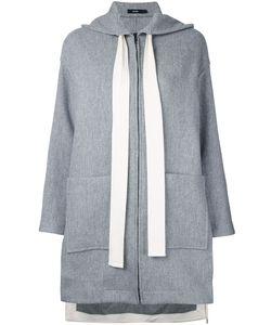 Bassike   Hooded Coat 12