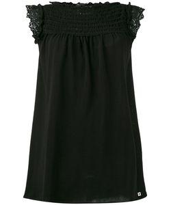 Twin-set | Lace Trim Top Size 44