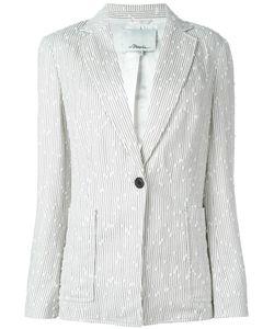 3.1 Phillip Lim | Bouclé Blazer 8 Cotton/Polyester/Polyamide/Silk