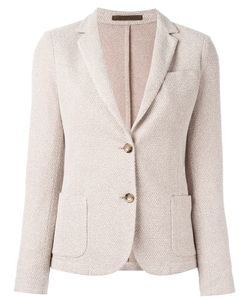 Eleventy | Blazer Jacket With Pockets 42 Cotton/Polyamide/Acetate/Viscose