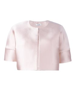 P.A.R.O.S.H. | Pica Cropped Jacket Silk/Polyester