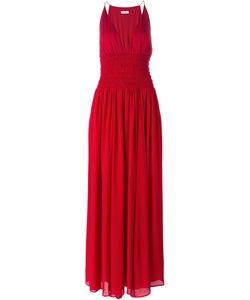 ISSA | Вечернее Платье Со Сборками
