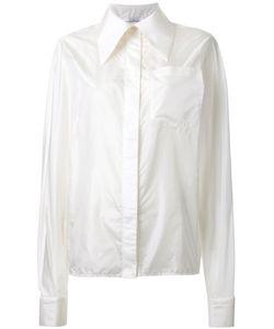 THOMAS TAIT | Рубашка С Массивным Воротником