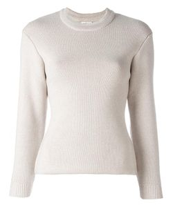 Toteme | Crew-Neck Jumper Small Cotton/Merino
