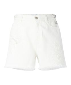 Ermanno Scervino | Embroidered Shorts