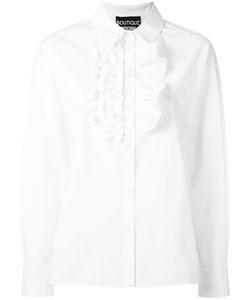 BOUTIQUE MOSCHINO | Ruffled Trim Shirt