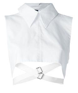 Ann Demeulemeester | Укороченная Рубашка С Лямками