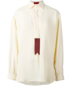 The GIGI | Half-Placket Shirt Size Medium