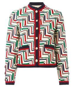 Gucci   Chainette Print Jacket Size 46