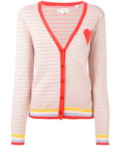 Chinti And Parker | Cashmere Spotted Cardigan