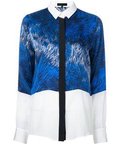 Barbara Bui | Concealed Fastening Printed Shirt