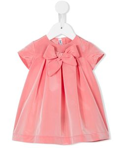 LITTLE BEAR | Bow Detail Pleated Dress Infant 9 Mth