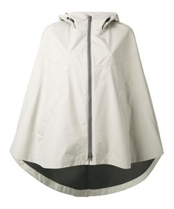 Herno | Hooded Cape Jacket 44