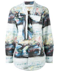Burberry | Рубашка С Принтом