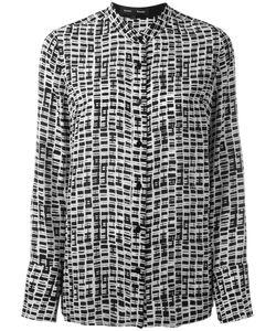 Proenza Schouler | Printed Shirt Size 8