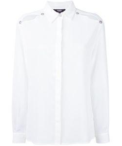 Versus | Cut-Out Detail Blouse 42 Polyester