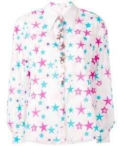 Delpozo   Star Embroidered Shirt