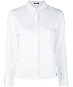 Jil Sander Navy | Classic Shirt 40 Cotton/Spandex/Elastane