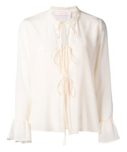 See By Chloe | Tied Flared Cuff Blouse