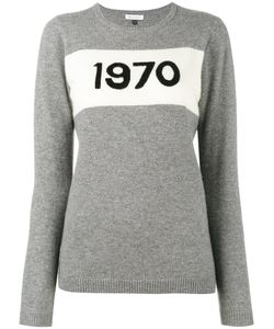 Bella Freud | 1970 Intarsia Sweater Size Large