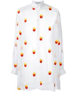 Mikio Sakabe | French Fries Shirt Adult Unisex Xl Polyester