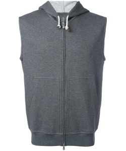 Brunello Cucinelli | Hooded Jacket Large Cotton/Polyamide