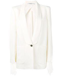 Philosophy di Lorenzo Serafini | Tuxedo-Lapel Longline Jacket 40