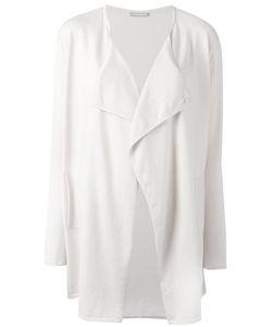 Hemisphere   Fla Cardigan Small Cotton/Cashmere