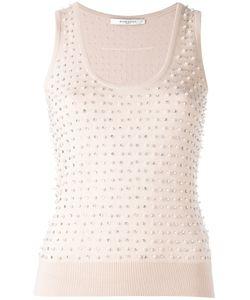 Givenchy | Embellished Sleeveless Sweater S