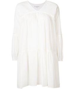 A PIECE APART | Apiece Apart Gauze Tiered Dress Size 2
