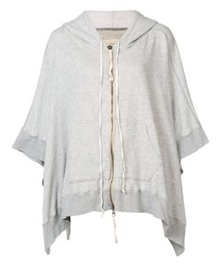 GREG LAUREN | Loose-Fit Zipped Hoodie