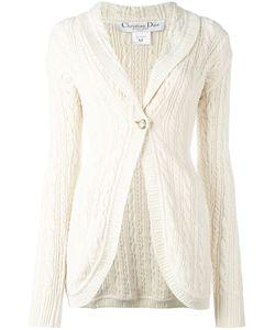 Christian Dior Vintage | Long Knit Cardigan Medium