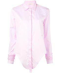 Alix | Рубашка С Удлиненными Рукавами