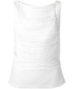 Tom Ford | Pleated Sleeveless Blouse