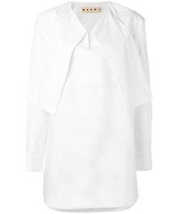 Marni | Yoke Front Tunic Blouse Size 38