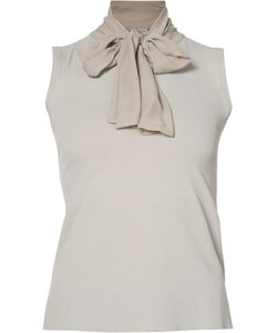 D.exterior | Pussy Bow Blouse Size
