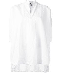 DANIELA GREGIS | V-Neck Tunic Cotton