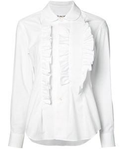 Comme Des Garcons | Irregular Ruffle Shirt