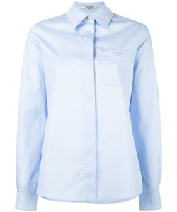 Lanvin | Patch Pocket Shirt 40 Cotton